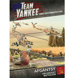 Team Yankee: Afgantsy Air Assault Briefing