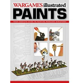 Battlefront Miniatures Wargames Illustrated Painting Guide