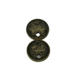 Adventure Coins: Tenners (10)