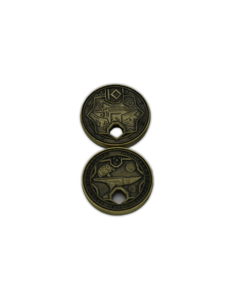 Norse Foundry Adventure Coins: Tenners (10)