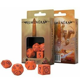 Numenera RPG: Dice Set