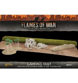 "Desert Escarpments Gaming Mat (48"" x 72"")"