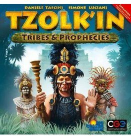 Tzolk'in: Tribes and Prophecies Expansion
