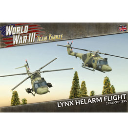 Battlefront Miniatures Lynx Helarm Flight (British)