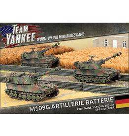 Battlefront Miniatures M109G Artillerie Batterie