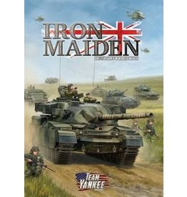 Team Yankee: Iron Maiden : British Army in World War III