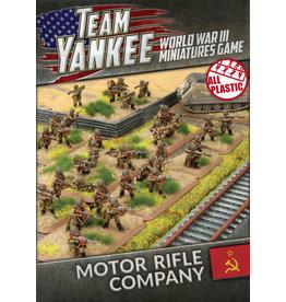 Battlefront Miniatures Motor Rifle Platoon (Soviet)