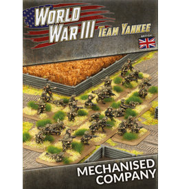 Team Yankee: Mechanised Company (British)