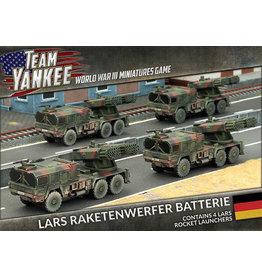 LARS Raketenwerfer Batterie