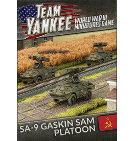 SA-9 Gaskin SAM Platoon (Soviet)