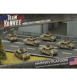 HMMWV Platoon (USA)