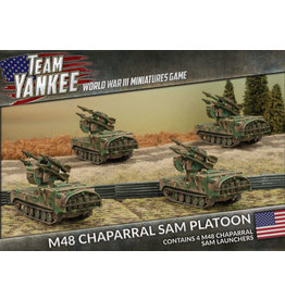 M48 Chaparral SAM Platoon (USA)
