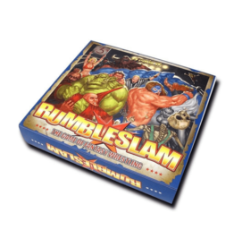 Rumbleslam: The Game of Fantasy Wrestling (Two Player Starter Box)