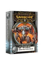 Privateer Press Convergence of Cyriss Faction Deck (MK III)