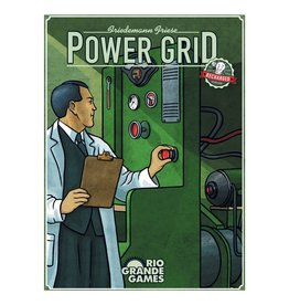 Power Grid: Recharged (2nd Edition)