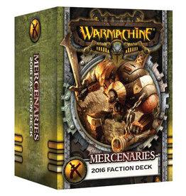 Mercenaries 2016 Faction Deck