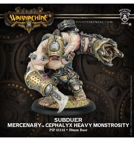 Subduer/Warden/Wrecker - Mercenary Cephalyx Heavy Monstrosity