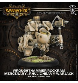 Wroughthammer Rockram - Mercenary Rhulic Heavy Warjack