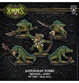 Gatorman Posse - Minion Unit (5)