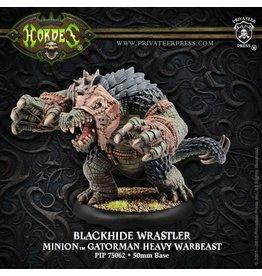 Blackhide Wrastler/Blind Walker - Minion Gatorman Heavy Warbeast