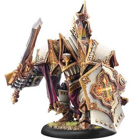 Avatar of Menoth - Protectorate Character Heavy Warjack