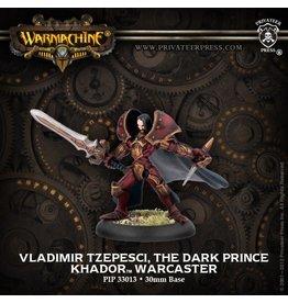 Vladimir Tzepesci, The Dark Prince - Khador Warcaster