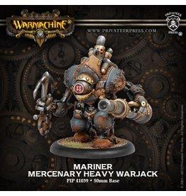Mariner - Mercenary Heavy Warjack