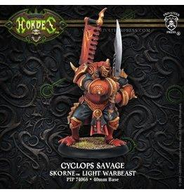 Cyclops Savage - Skorne Light Warbeast