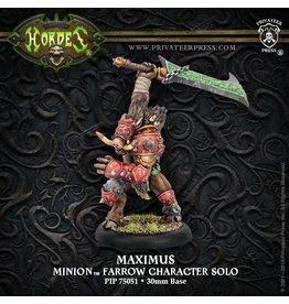 Maximus - Minion Farrow Character Solo