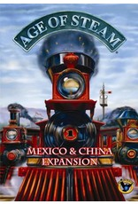 Eagle-Gryphon Games Age of Steam: China and Mexico Expansion