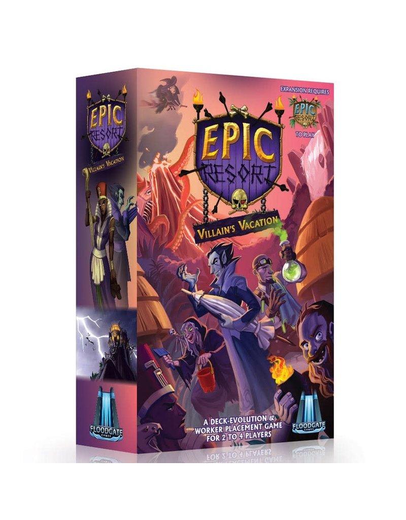 Floodgate Games Epic Resort: Villain's Vacation