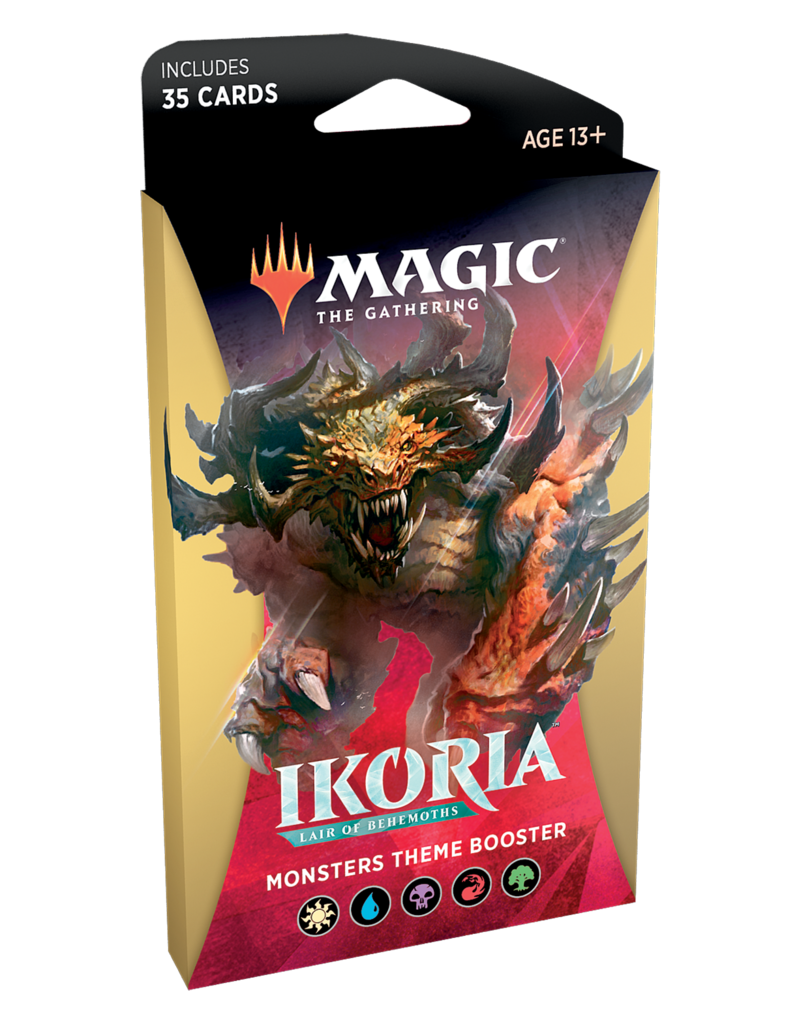 Wizards of the Coast Ikoria: Monsters Theme Booster