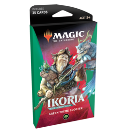 Wizards of the Coast Ikoria: Green Theme Booster