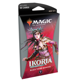 Ikoria: Black Theme Booster