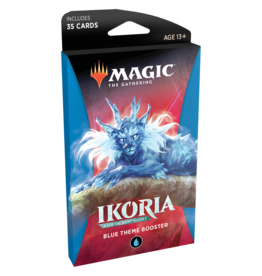 Wizards of the Coast Ikoria: Blue Theme Booster