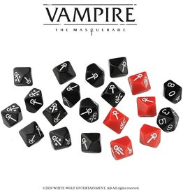 Vampire - The Masquerade (5th Edition):  Dice Set