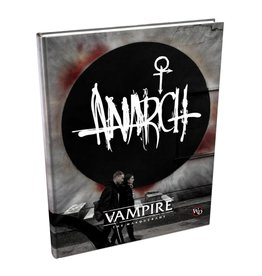 Vampire - The Masquerade (5th Edition): The Anarch Sourcebook