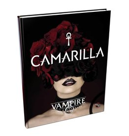 Vampire - The Masquerade (5th Edition): Camarilla Sourcebook