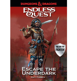 D&D: Endless Quest - Escape the Underdark
