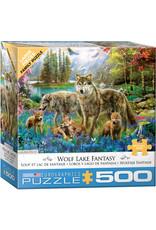 Eurographics Wolf Lake Fantasy