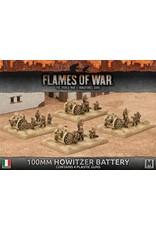Battlefront Miniatures 100mm Howitzer Battery (Italian)