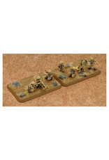 Battlefront Miniatures 3-Inch Mortar Platoon (Plastic)