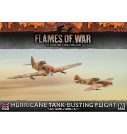 Battlefront Miniatures Hurricane Tank-Busting Flight