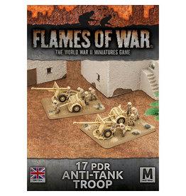 17 PDR Anti-Tank Troop (British)