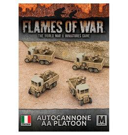 Autocannone AA Platoon (Italian)