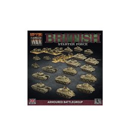 Battlefront Miniatures British Armoured Battlegroup Army Deal