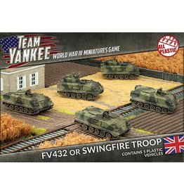 FV432 or Swingfire Troop (British)