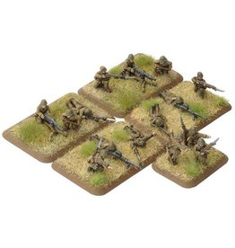 Battlefront Miniatures Hohei Weapons Platoon (Japanese)