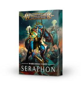 AoS: Seraphon - Warscroll Cards (2020)