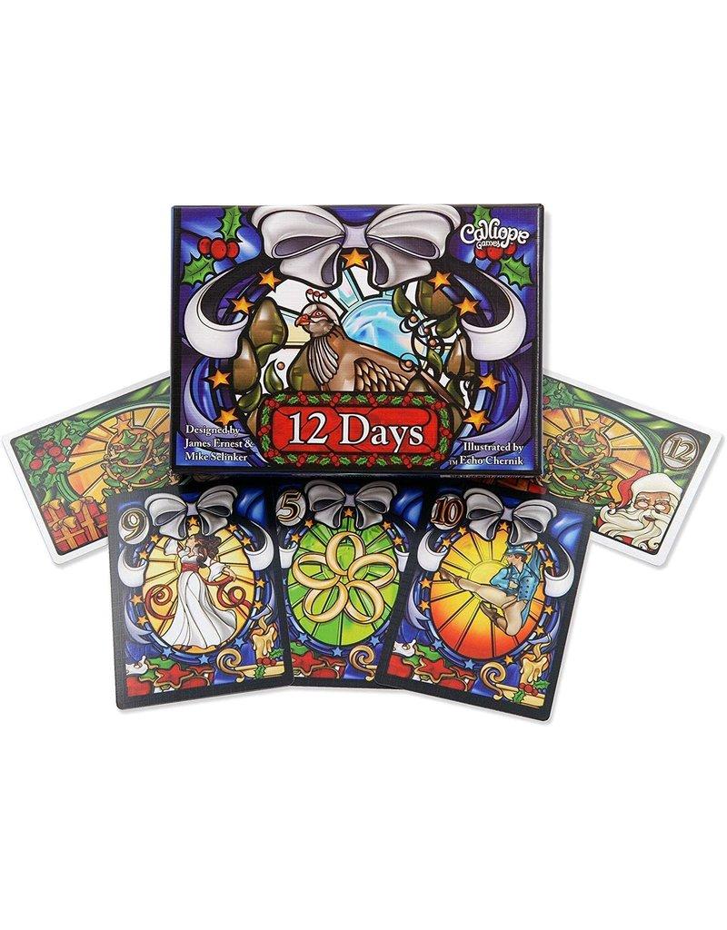 Calliope Games 12 Days